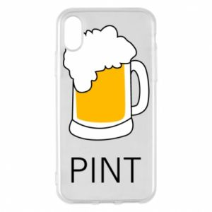 Phone case for iPhone X/Xs Pint - PrintSalon