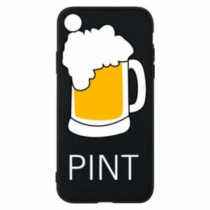 Phone case for iPhone XR Pint - PrintSalon