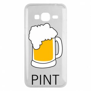 Phone case for Samsung J3 2016 Pint - PrintSalon