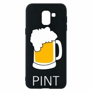 Phone case for Samsung J6 Pint