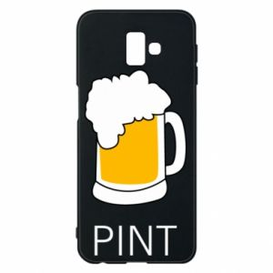 Phone case for Samsung J6 Plus 2018 Pint - PrintSalon