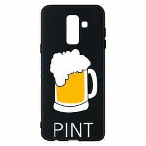 Phone case for Samsung A6+ 2018 Pint - PrintSalon