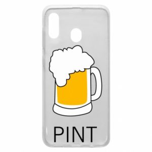 Phone case for Samsung A20 Pint