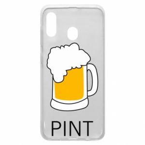 Phone case for Samsung A30 Pint - PrintSalon