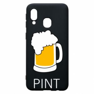 Phone case for Samsung A40 Pint - PrintSalon