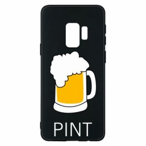 Phone case for Samsung S9 Pint - PrintSalon