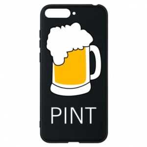 Phone case for Huawei Y6 2018 Pint - PrintSalon