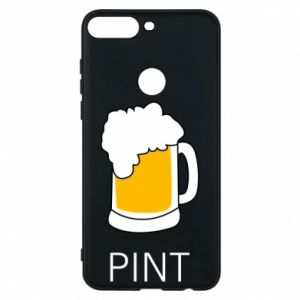 Phone case for Huawei Y7 Prime 2018 Pint - PrintSalon