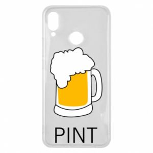 Phone case for Huawei P Smart Plus Pint - PrintSalon