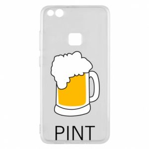 Phone case for Huawei P10 Lite Pint - PrintSalon