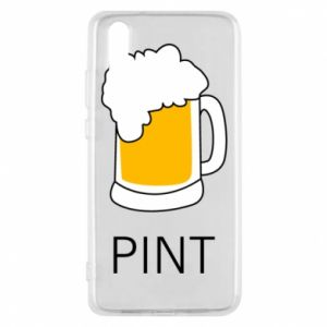 Phone case for Huawei P20 Pint - PrintSalon
