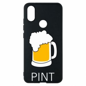 Phone case for Xiaomi Mi A2 Pint - PrintSalon
