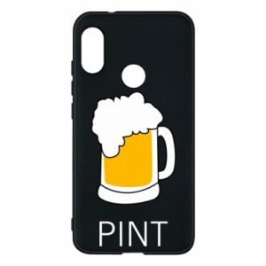 Phone case for Mi A2 Lite Pint - PrintSalon