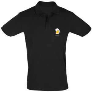 Men's Polo shirt Pint - PrintSalon