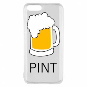 Phone case for Xiaomi Mi6 Pint - PrintSalon