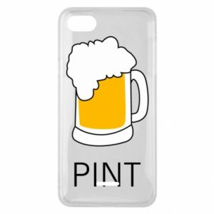 Phone case for Xiaomi Redmi 6A Pint - PrintSalon