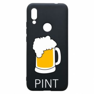 Phone case for Xiaomi Redmi 7 Pint - PrintSalon