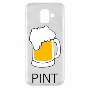 Phone case for Samsung A6 2018 Pint