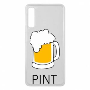 Phone case for Samsung A7 2018 Pint