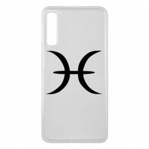 Phone case for Samsung A7 2018 Pisces