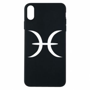 Phone case for iPhone Xs Max Pisces