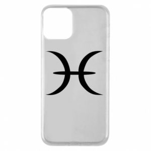 Phone case for iPhone 11 Pisces