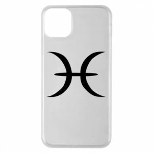Phone case for iPhone 11 Pro Max Pisces
