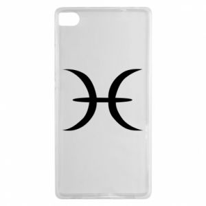 Huawei P8 Case Pisces