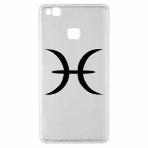Huawei P9 Lite Case Pisces