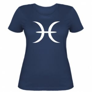Women's t-shirt Pisces