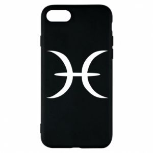 Phone case for iPhone 7 Pisces