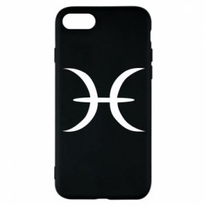 Phone case for iPhone 8 Pisces