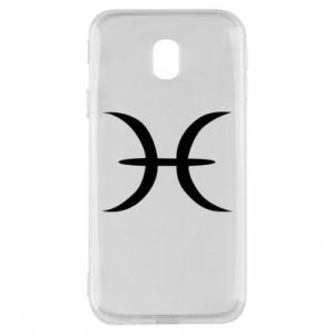 Phone case for Samsung J3 2017 Pisces