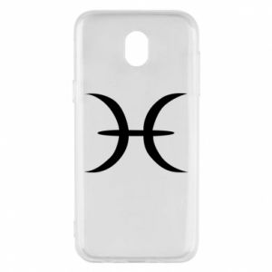 Phone case for Samsung J5 2017 Pisces