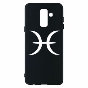 Phone case for Samsung A6+ 2018 Pisces