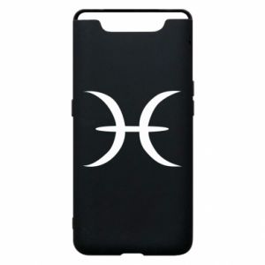 Phone case for Samsung A80 Pisces