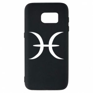Phone case for Samsung S7 Pisces