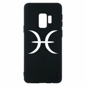 Phone case for Samsung S9 Pisces
