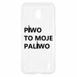 Etui na Nokia 2.2 Piwo to moje paliwo, z butelkami