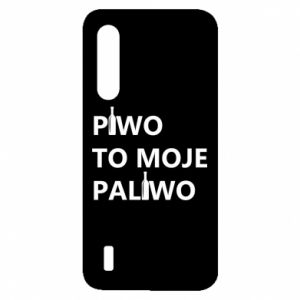 Etui na Xiaomi Mi9 Lite Piwo to moje paliwo, z butelkami
