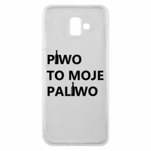 Etui na Samsung J6 Plus 2018 Piwo to moje paliwo, z butelkami