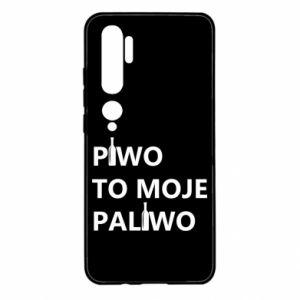 Etui na Xiaomi Mi Note 10 Piwo to moje paliwo, z butelkami