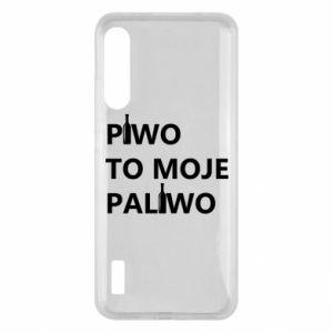Etui na Xiaomi Mi A3 Piwo to moje paliwo, z butelkami