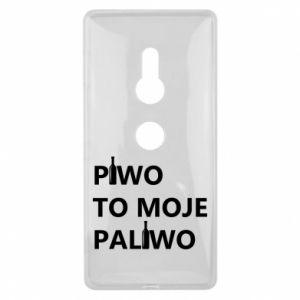 Etui na Sony Xperia XZ2 Piwo to moje paliwo, z butelkami