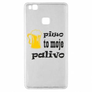 Etui na Huawei P9 Lite Piwo to moje paliwo