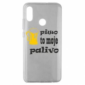 Etui na Huawei Honor 10 Lite Piwo to moje paliwo