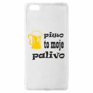 Etui na Huawei P 8 Lite Piwo to moje paliwo