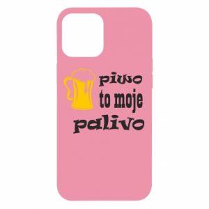 Etui na iPhone 12 Pro Max Piwo to moje paliwo