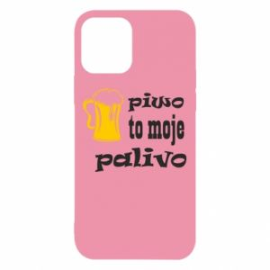 Etui na iPhone 12/12 Pro Piwo to moje paliwo