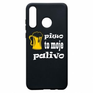 Phone case for Huawei P30 Lite Beer is my fuel